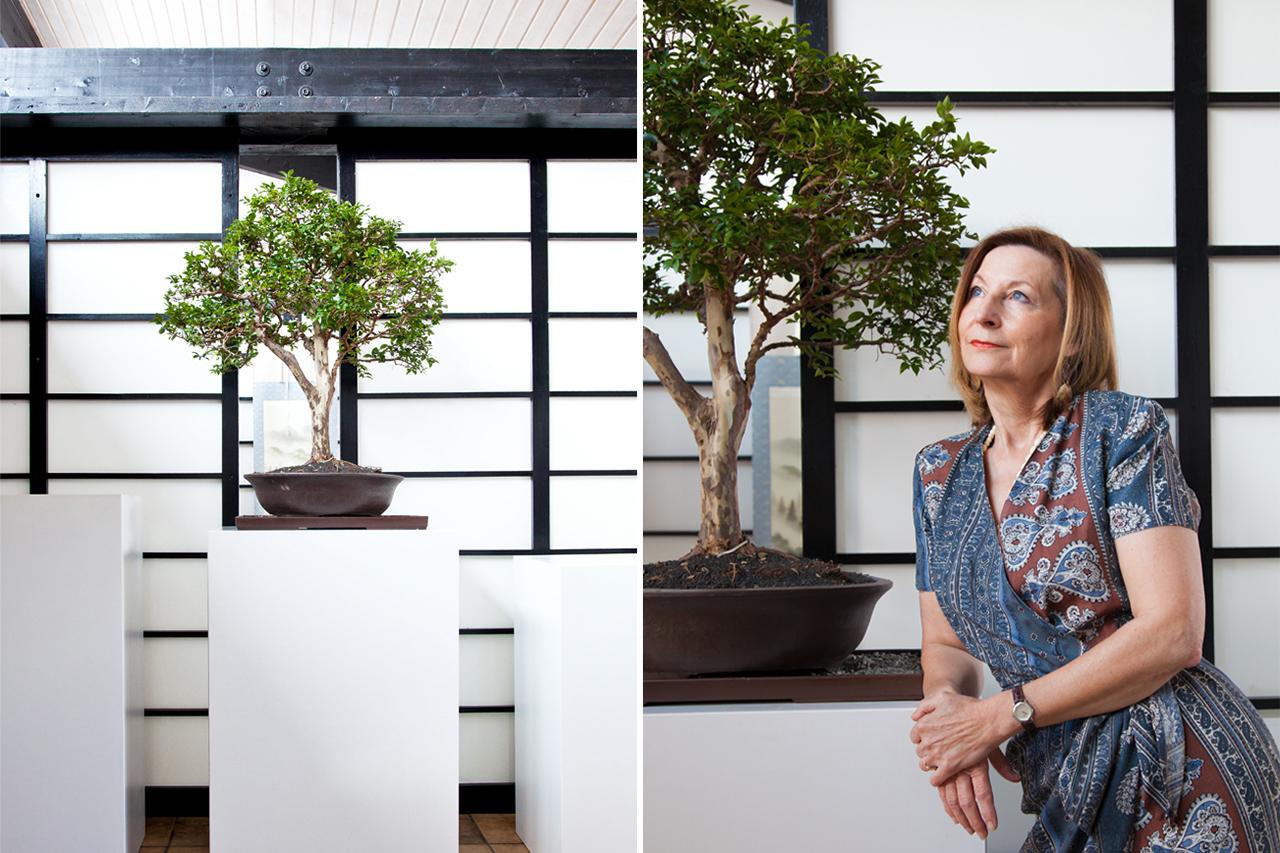 Business Portraits mit Danielle Bruckmaier Menla Heilpraxis Weinheim by Alexandra Siebert