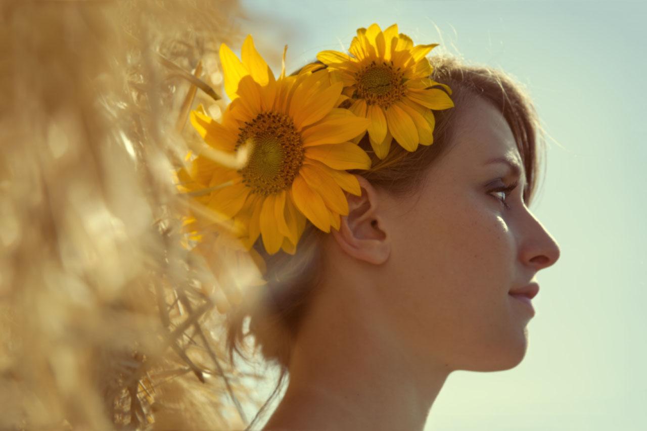 Portraits Lara Wallenwein by Alexandra Siebert