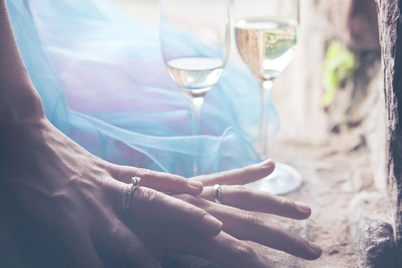 Hochzeitsfotos in Heidelberg, Tim Good und Kathrin Roch by Alexandra Siebert