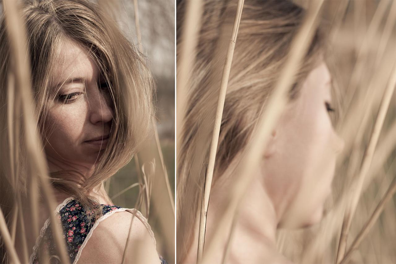 Portraits Anna Schlichter by Alexandra Siebert