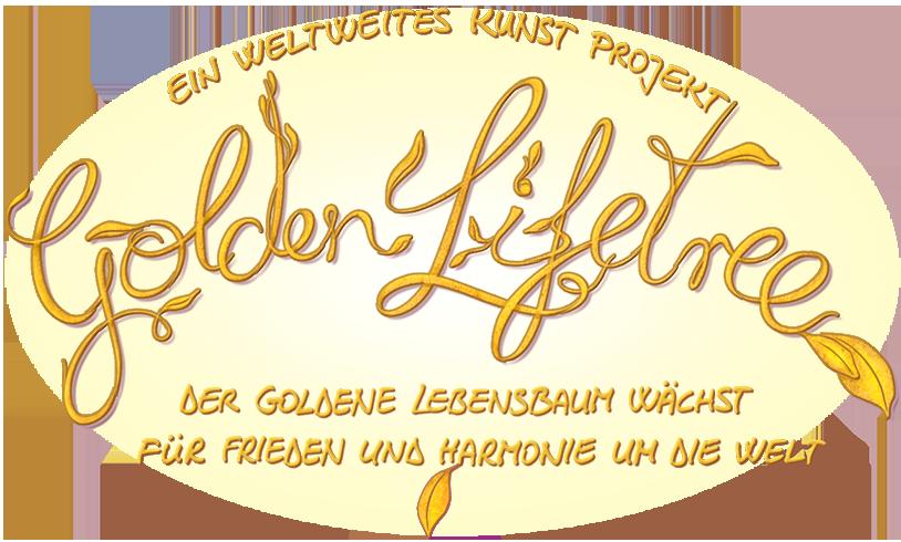 Worldwide peace project Golden Lifetree