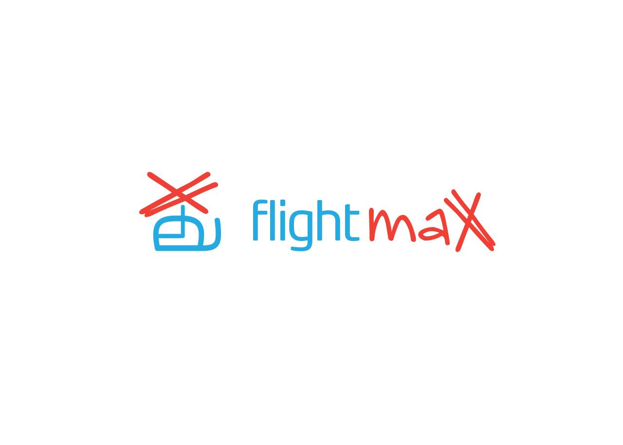 Logo Design Alexandra Siebert für FlightMax