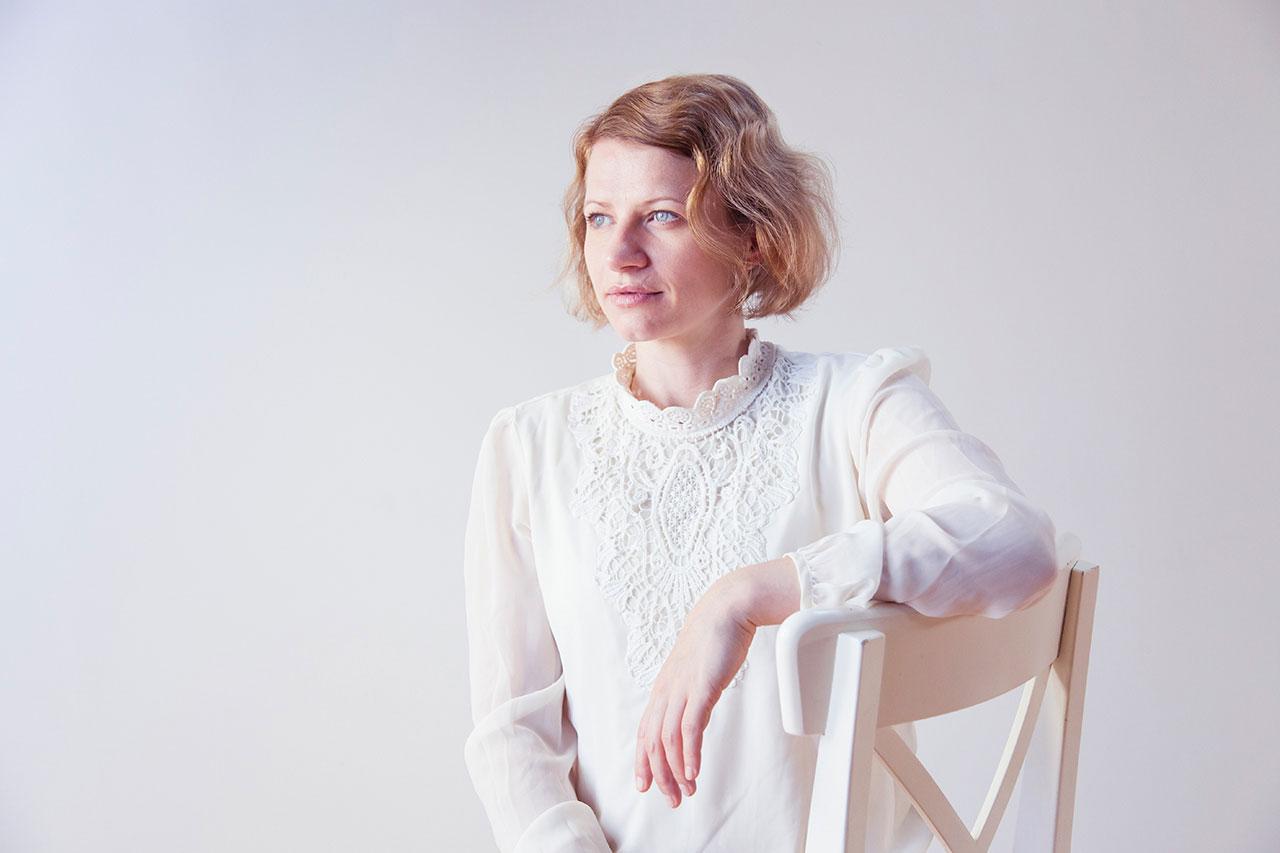 Portraits Werdewechsel Nina Reidel by Alexandra Siebert